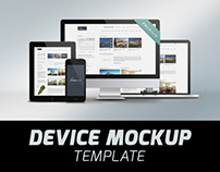 Device Mock-Up Template (Download)