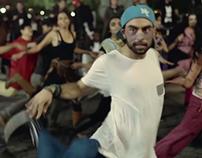 Bollywood Zombie Flash Mob NYC - Ajna Dance Company