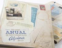 Informe de Sostenibilidad Alpina 2013