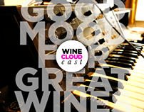 Wine Cloudcast | Digital Campaign for WofA