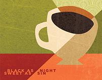 Literary Poster Series - Anansi