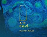 Arte Ideal   Logo