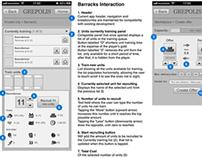 Browser to Mobile Game - Design task test