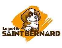 Mascotte, le Petit Saint Bernard / La Rosière