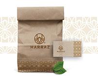 HARRAZ | Rebranding