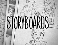 Storyboards (Gallery 1)
