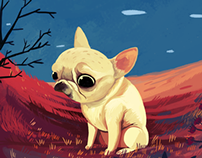 French Bulldog (Artheism Home Collection)