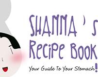 Shamma's Recipe Book