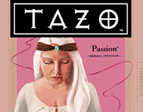Tazo Tea Redesign