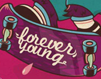 forever young forever skate ( 21st June tribute )