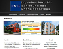 Homepage energy Consultant