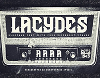 Lacydes Typeface (Special Price)
