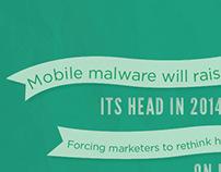 2014 Marketing Predictions Typographic Slides