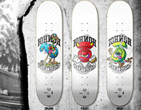 UNION skateboards 2014 x Bringk
