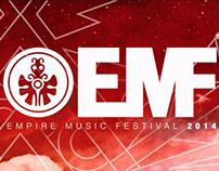 EMF - LineUp Promo