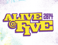 Downtown Frederick Partnership – Alive@Five 2014