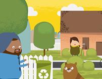 York Region Composting film