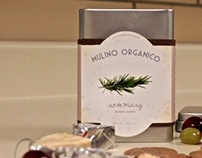 Packaging Design: Mulino Organico