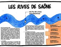 LES RIVES DE SAÔNE Recherches