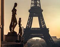 Photographs of Paris (France)