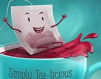 Simply Tea-licious