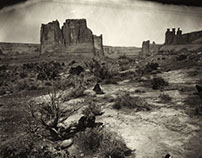Wet Plate Collodion in the Landscape