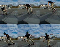 Skateboard Photography