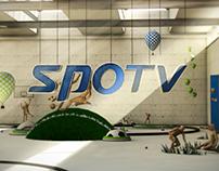 SPOTV Network Design