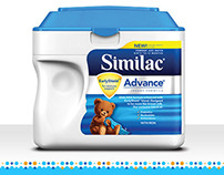 Similac Site Design
