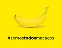 #somostodosmacacos