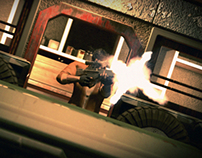Counter Strike Online Game Trailer 'Zombie Shelter'