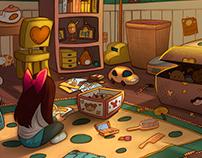 A Little Girl's Room