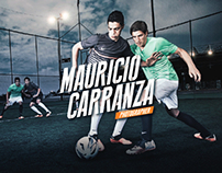Mauricio Carranza Website