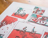 Always Ride | 2013 Artcrank MPLS Poster