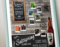 Saltspring Island Ales