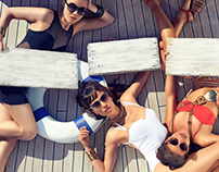 Campaign For  AXE Boat Party, With Lowe, Mumbai