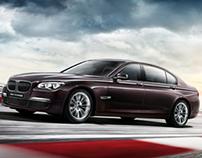 BMW 7 Limited Edition