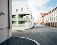 HOUSING IN STAVANGER, NORWAY - Breiavannet Park