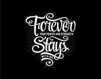 Forever Typework