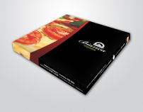 Bianca Pizzaria - Rebranding and Delivery Box