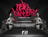 new dancer crew webpage