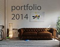 portfolio 2014 [interiors]