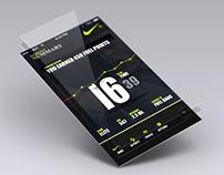 Nike+ Fitness App