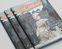 Revista Tia Concha #01 (Diagramação)