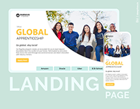 Global Apprenticeship Landing Page