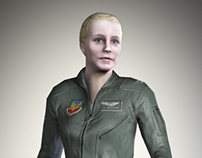 Ragdoll Studio - Airforce Pilot