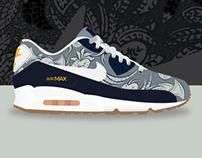 "Nike Air Max 90 ""Liberty"""