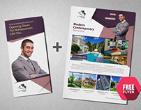 JAYNAB - Real Estate Agent Brochure Template