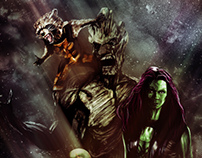 Poster Posse - Guardians Of The Galaxy