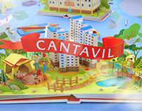 Cantavil TV CF